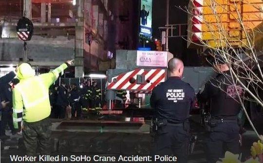 Muere otro obrero latino en Nueva York: 3er caso en 5 días