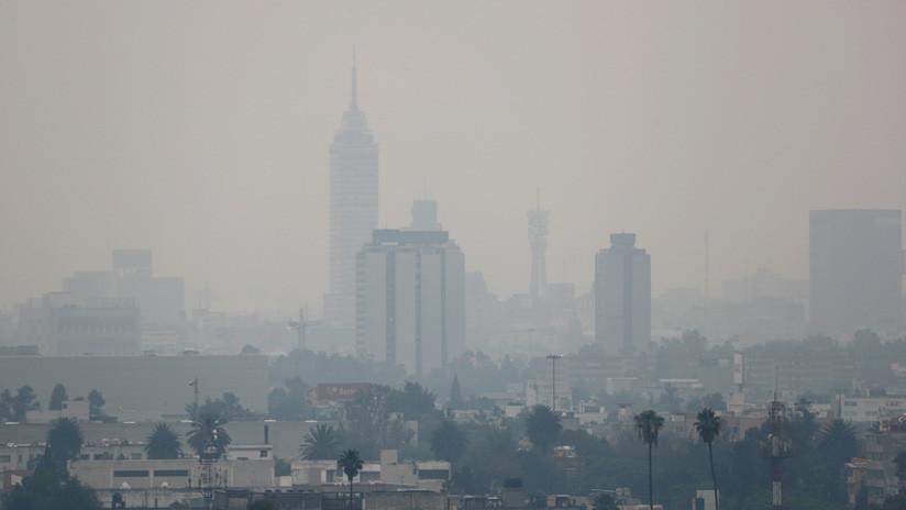 Activan en Ciudad de México contingencia ambiental extraordinaria por altos niveles de contaminación