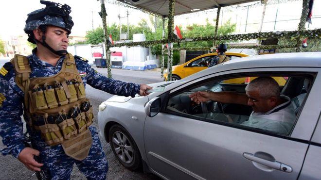 Cómo Irak quedó atrapado en el conflicto entre Estados Unidos e Irán