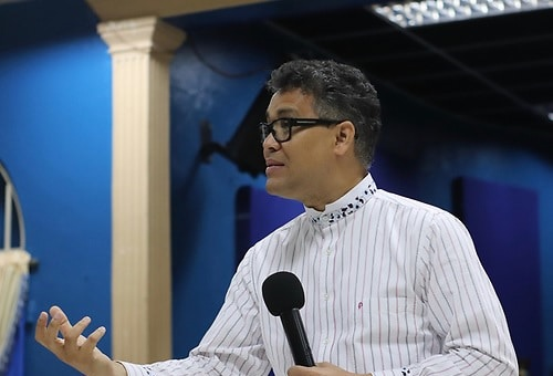 Carlos Peña dice RD no debe caer en manos de Fernández ante fracaso DM