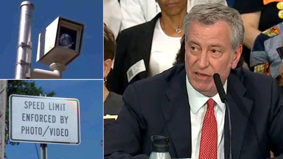 Expanden plan de cámaras de control de velocidad vial en escuelas públicas