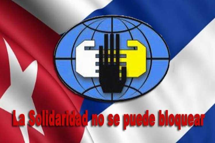 La solidaridad con Cuba crece ante hostilidad de EE.UU.