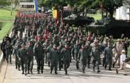 Presidente de Venezuela saluda marcha de lealtad de Fuerza Armada