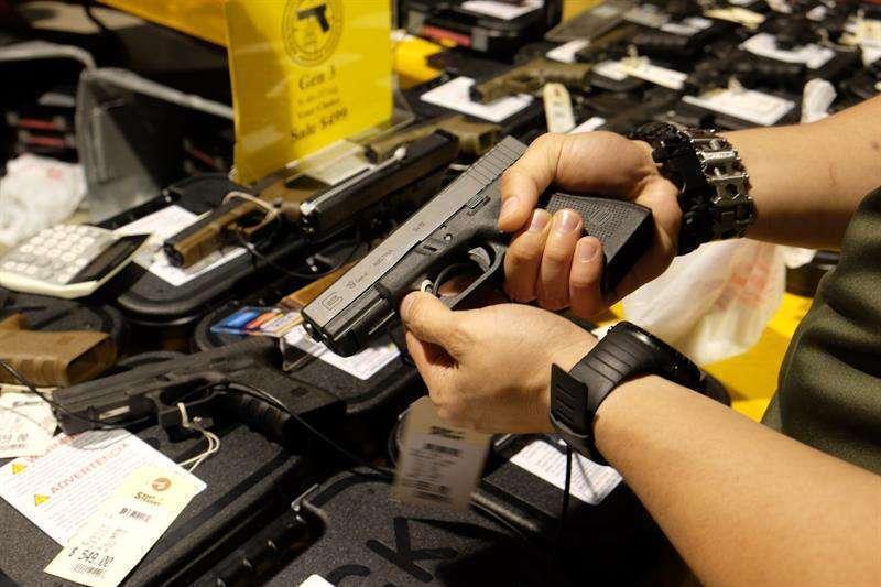 Senado estatal aprobó ley de seguridad de armas