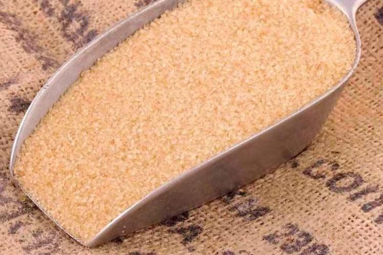 Precios del azúcar crudo mantienen dirección al alza