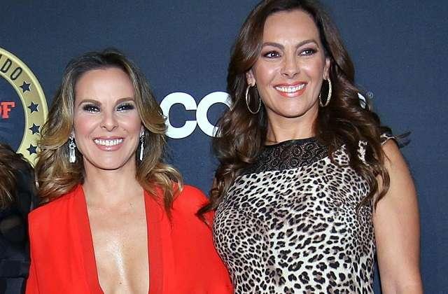 """Verónica del Castillo truena contra su hermana Kate por seguir hablando del Chapo: """"¡Ya cállate!"""""""