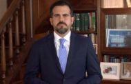 Gobernador de Puerto Rico Ricardo Rosselló no renuncia al cargo, pero sí a la presidencia del PNP