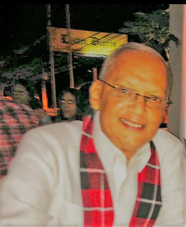 George Wassaf Khoury en el Centro Español
