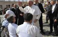 Rechaza papa Francisco atropellos contra enfermos de Alzheimer