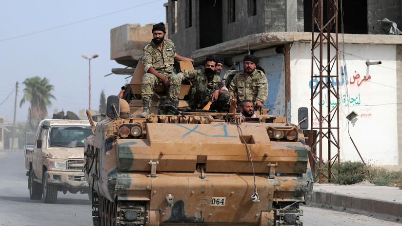 El Pentágono anuncia que presionará a la OTAN para que tome medidas contra Turquía por las operaciones en Siria