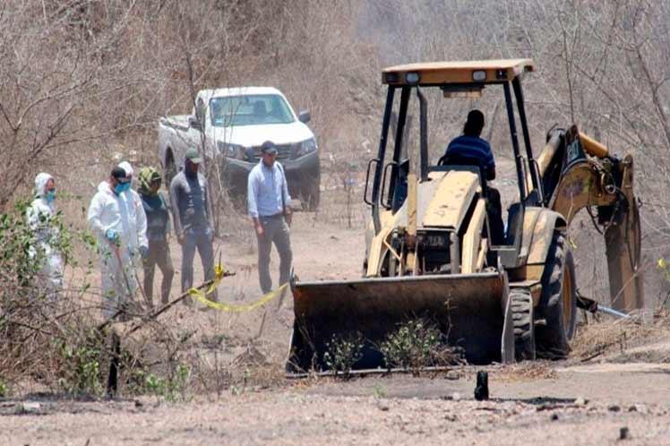 México revela informe sobre seguridad pública