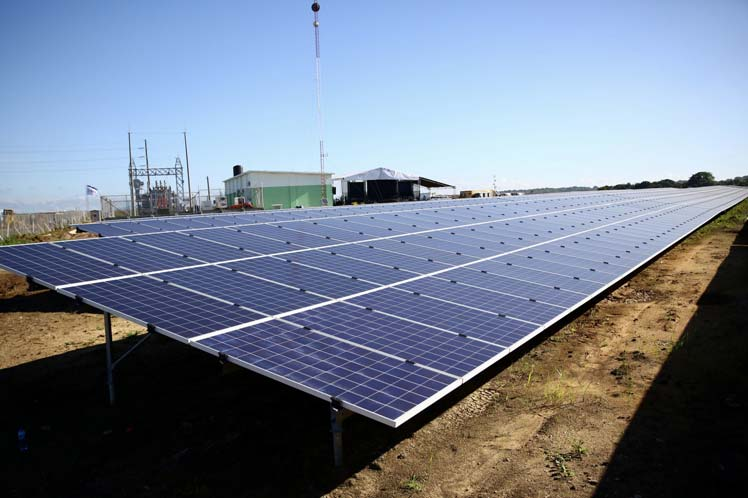 Comienza sus operaciones nuevo parque fotovoltaico en Dominicana