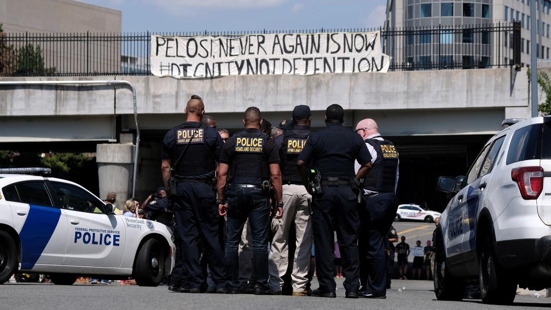 EE.UU. crea una universidad falsa para deportar a migrantes ilegales y 250 estudiantes acaban detenidos