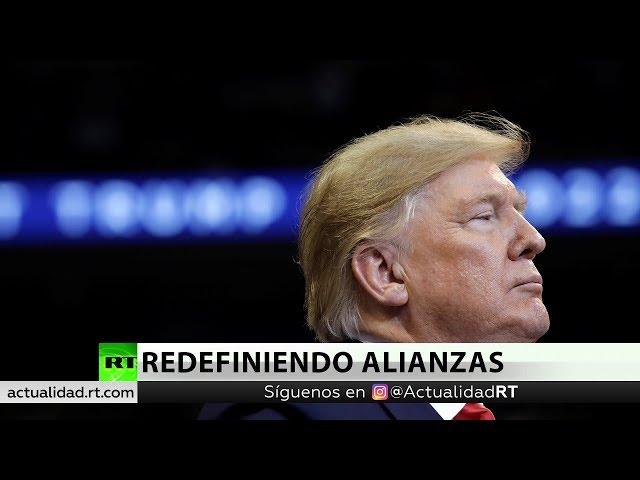EE.UU. reducirá su contribución económica a la OTAN