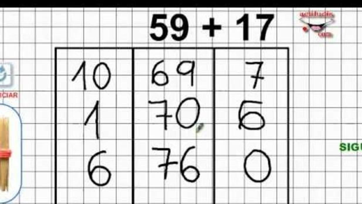 El método matemático ABN inventado en España para aprender matemáticas que arrasa