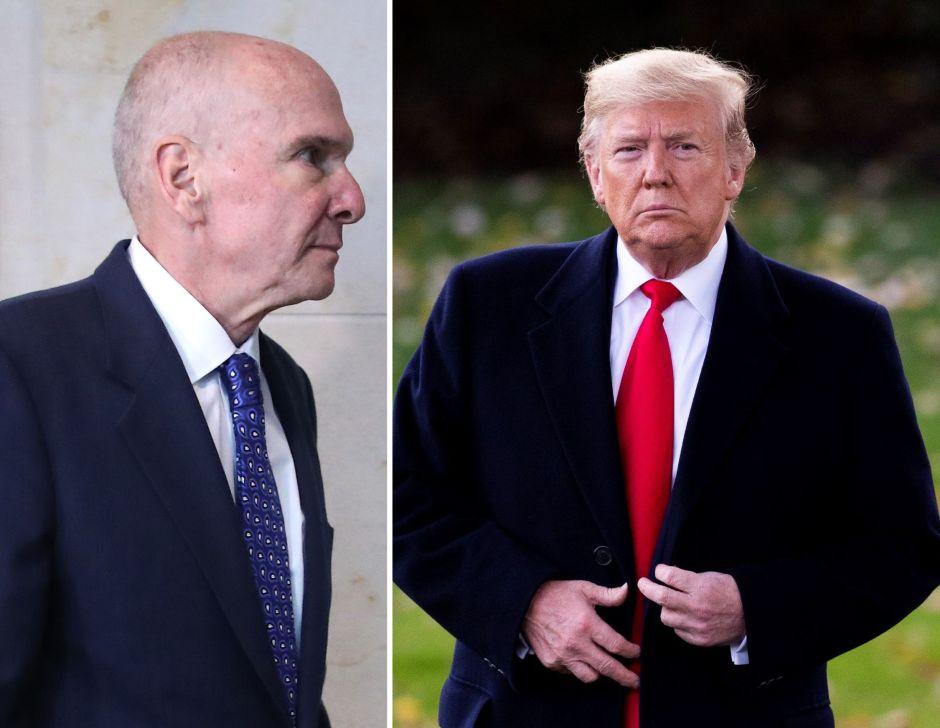 Impeachment: Exasesor del secretario de Estado testifica contra Trump y contradice al gobierno