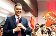 Partido Socialista gana elecciones generales en España