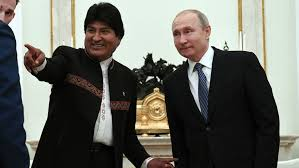 """Por qué Rusia y Putin declararon que la renuncia de Evo Morales fue un """"golpe de estado"""""""