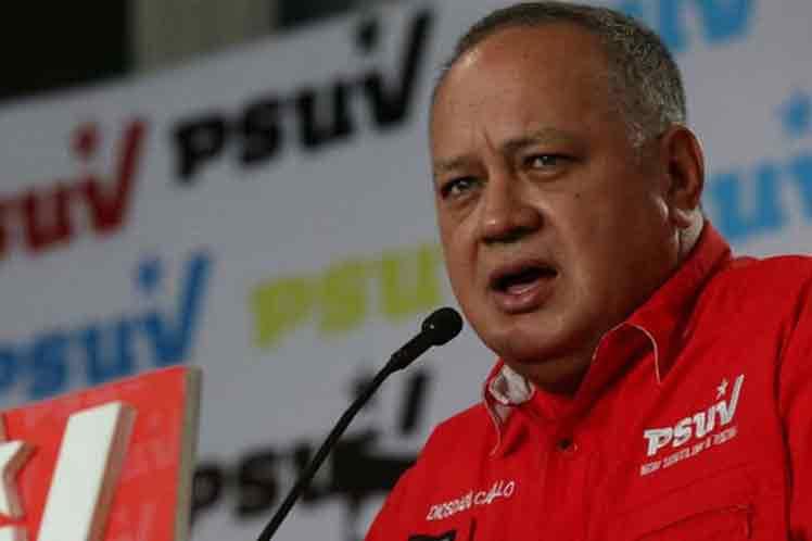 Socialistas garantizan continuidad de proceso venezolano, Cabello