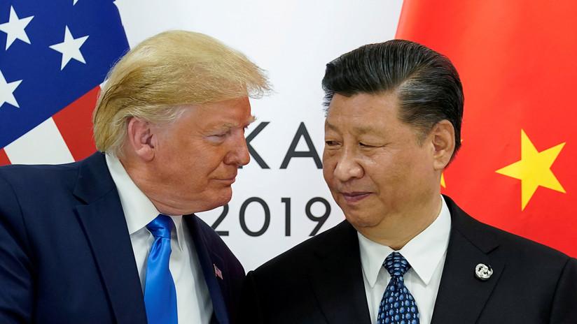 """China amenazó a Estados Unidos con """"represalias"""" tras la ratificación de la """"Ley de Democracia"""" de Hong Kong"""