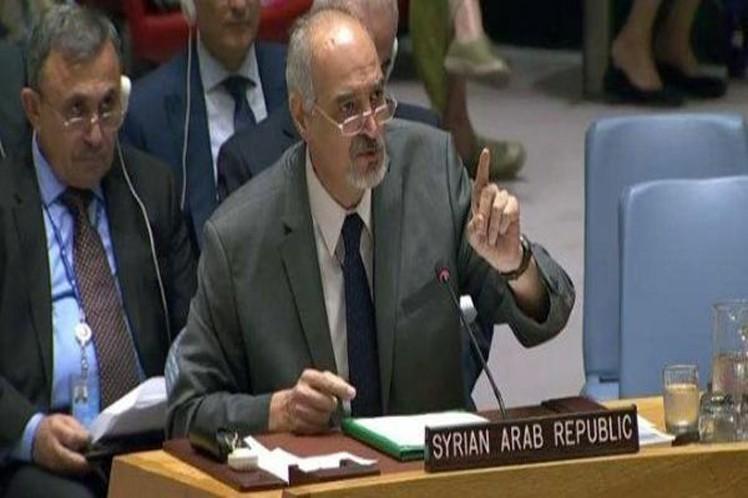 EE.UU. en Siria: 'elefante' que el Consejo de Seguridad no quiere ver