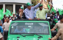 Leonel resalta avances, respeto a la democracia y a pensamientos diversos en sus gobiernos