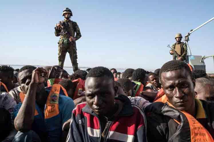 Migrantes y refugiados, una mancha en la conciencia de Europa