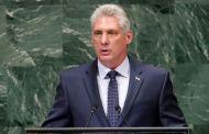 Cuba reitera su denuncia contra el unilateralismo de EE.UU.
