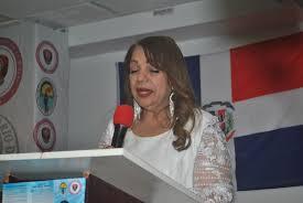 El PRD escoge a Nancy Jiménez candidata diputada circunscripción 1 en EEUU