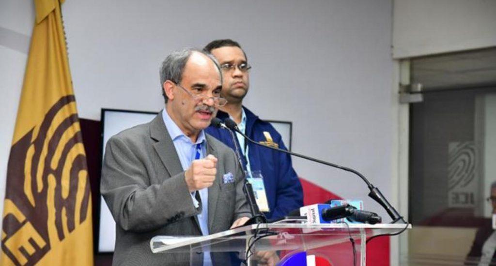 Junta Central Electoral suspende a su director de informática
