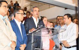 """Luis Abinader: """"La JCE ha fracasado""""; pide identificar responsables fallo voto automatizado"""