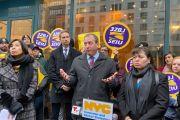 Marcha atrás en una represalia laboral, un camino abierto para trabajadores de NYC