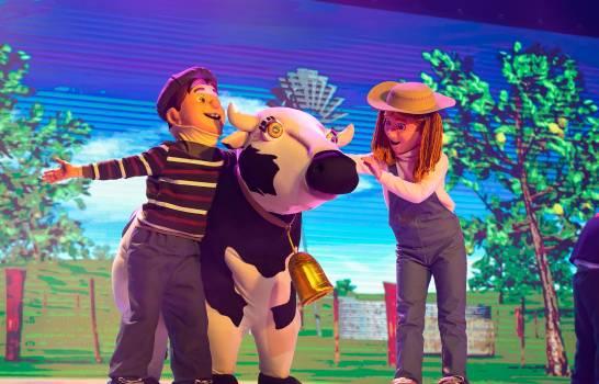 """Show infantil """"La granja de Zenón"""" llega al Teatro Nacional"""
