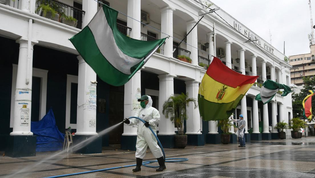 Bolivia solicita oficialmente ayuda a varios países para contener la pandemia de coronavirus
