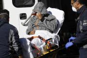 La crítica situación que se vive en Nueva York por el coronavirus