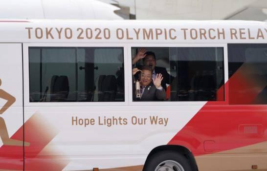 Llama olímpica se queda en Japón tras posposición