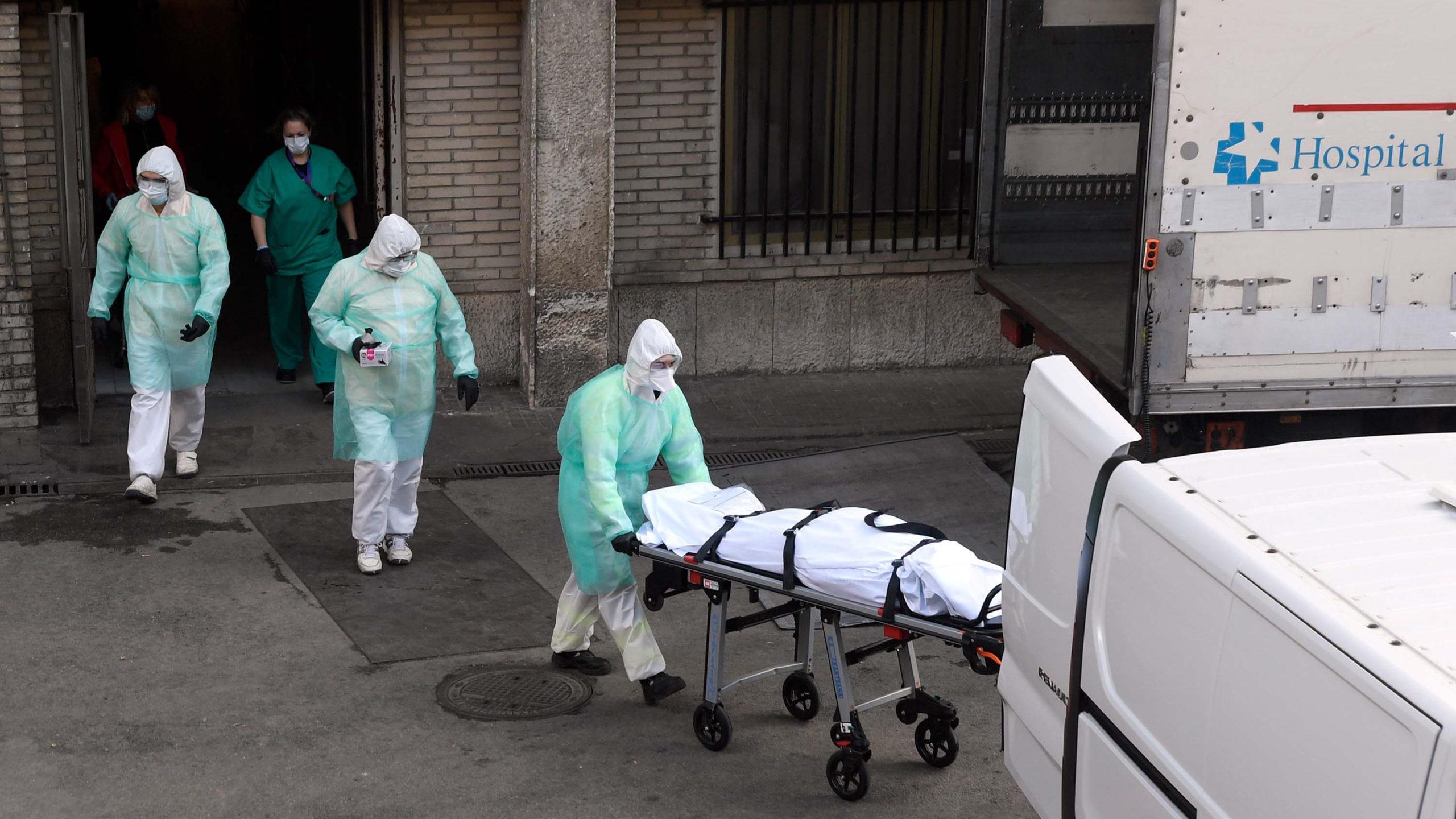 Se duplican casos COVID-19 en NY; hay más de 37,000 infectados y 385 muertos