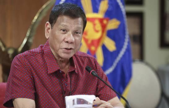 Duterte relaja la cuarentena en Manila