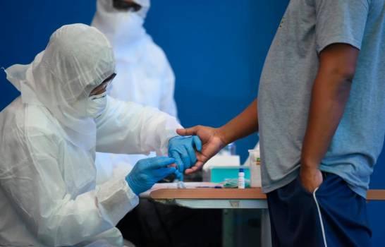 El protocolo para las pruebas rápidas que realiza Salud Pública