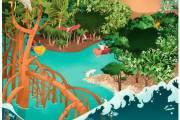 Exposición virtual resalta el turismo y biodiversidad Costero-Marina de RD