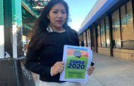 Neoyorquinos celebran decisión de la Corte que extiende hasta el 31 de octubre el final del Censo 2020