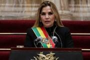 """Áñez dice que le entregará el poder a Arce aunque """"algunos exigen desconocer"""" el resultado de las elecciones en Bolivia"""