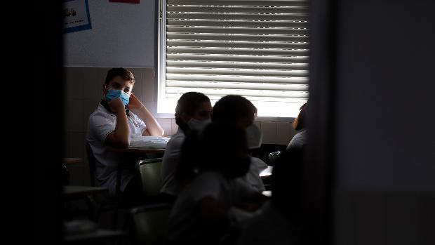 ¿Cómo trabajar los miedos de los niños ante el coronavirus en las aulas?