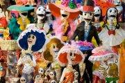 Espíritus burlones se apoderan de México por Día de Muertos