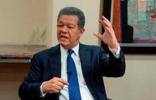 """Expresidente Leonel Fernández dice que el PLD no perdió por """"los señoritos"""" sino por el deseo de Danilo de violar el orden constitucional y empeñarse en imponer a Gonzalo"""
