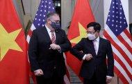 Mike Pompeo cerró en Vietnam su gira asiática para contrarrestar la influencia de China en el sudeste asiático