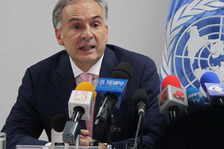 Naciones Unidas advierte contra violencia en Bolivia por elecciones