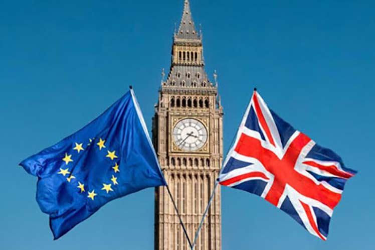 Reino Unido decidirá tras cumbre UE si continúa pláticas post-Brexit