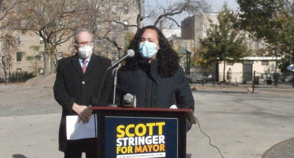 Asambleísta encabeza apoyo de dominicanos a candidatura de Stringer para alcalde de Nueva York