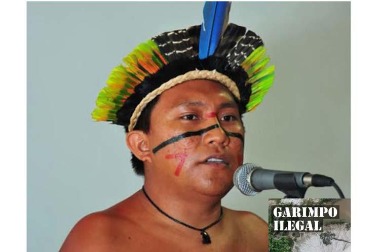 Denuncian minería ilegal en tierra indígena de Brasil